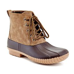 bf2425e1ed7e Henry Ferrera Mission 200 Women s Water Resistant Duck Winter Boots