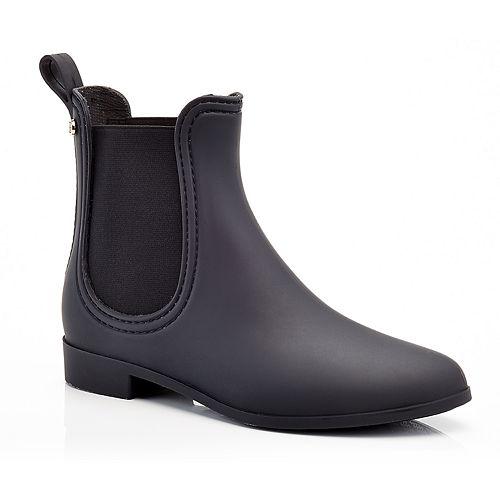 Henry Ferrera Clarity Sky Women's Water Resistant Chelsea Boots