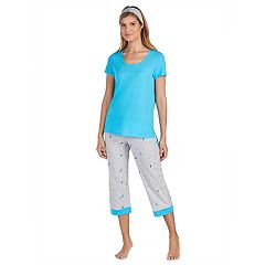 Women's Jockey 3-piece Pajama Set