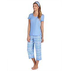 Women's Jockey 3-piece Pajama Set