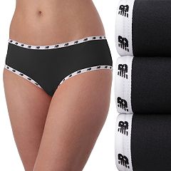 Women's New Balance 3-pack Mainstream Hipster Panties NB4034-3