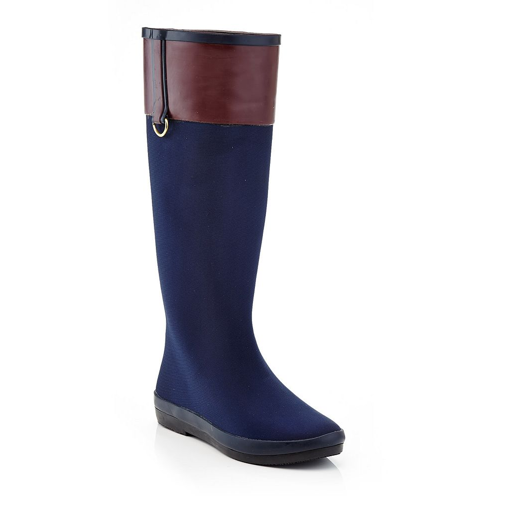 Henry Ferrera Salute 100 Women's Water Resistant Tall Rain Boots