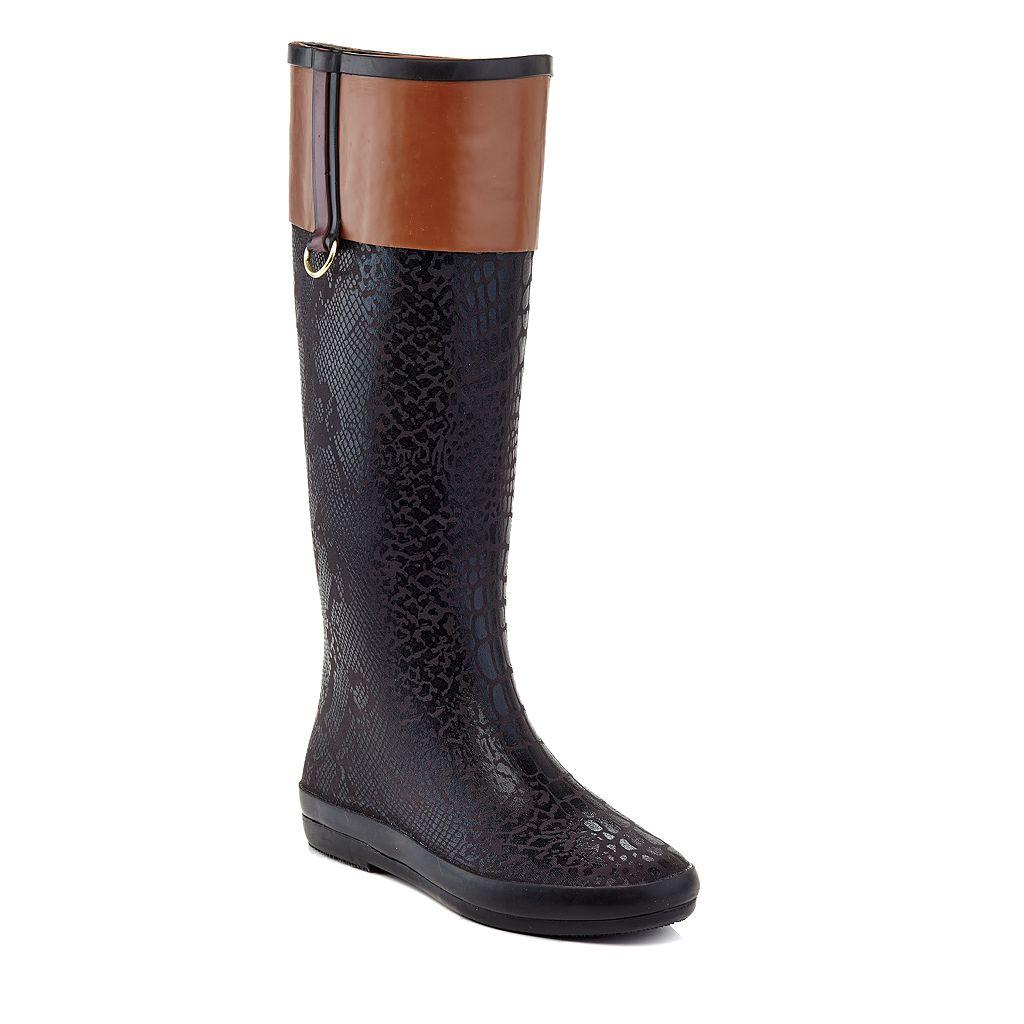 Henry Ferrera Salute 200 Women's Water Resistant Tall Rain Boots