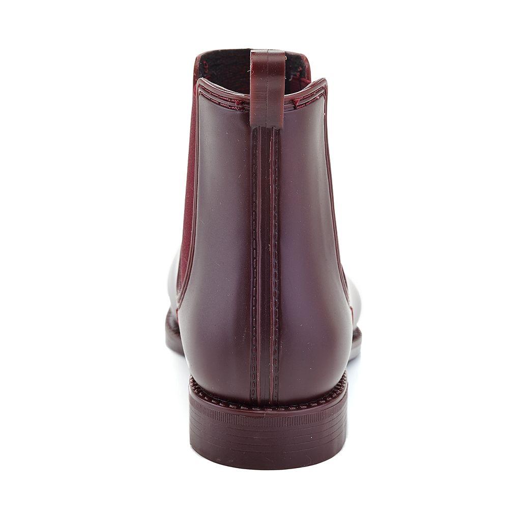Henry Ferrera Marsala 100 Women's Water Resistant Rain Boots