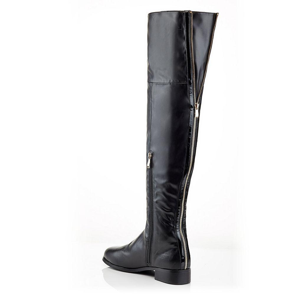 Henry Ferrera Lanna Women's Over-The-Knee Boots
