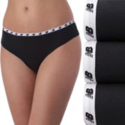 Women's New Balance 3-pack Mainstream Thong Panties NB4030-3