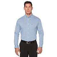 Men's Jack Nicklaus Regular-Fit Plaid Button-Down Shirt