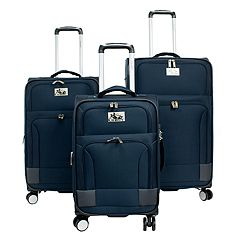 Chariot Naples 3-piece Spinner Luggage Set