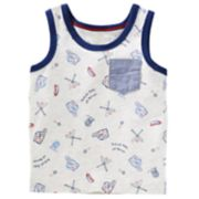 Baby Boy OshKosh B'gosh® Baseball Tank Top