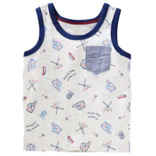 Baby Boy OshKosh B'gosh® Baseball Tank Top