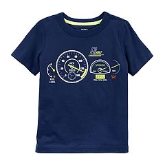 Toddler Boy Carter's Pit Crew Graphic Tee