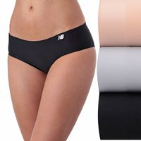 Women's New Balance 3-pack Premium Mesh Thong Panties NB4020-3