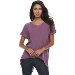 Women's Rock & Republic® High-Low Tee