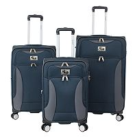 Chariot Madrid 3-piece Spinner Luggage Set