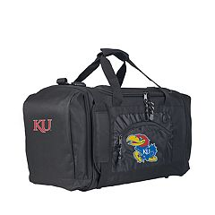 Northwest Kansas Jayhawks Roadblock Duffel Bag