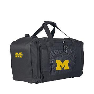 Northwest Michigan Wolverines Roadblock Duffel Bag