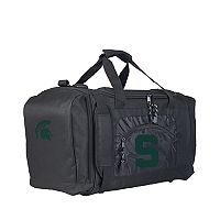 Northwest Michigan State Spartans Roadblock Duffel Bag
