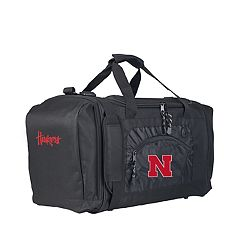 Northwest Nebraska Cornhuskers Roadblock Duffel Bag