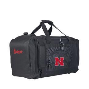 Northwest Nebraska Cornhuskers Roadblock Duffel Bag