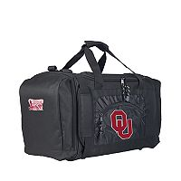 Northwest Oklahoma Sooners Roadblock Duffel Bag