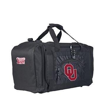 Northwest Oklahoma Sooners Roadblock Duffel Bag