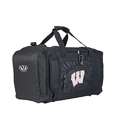 Northwest Wisconsin Badgers Roadblock Duffel Bag
