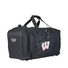 Northwest Wisconsin Badgers Roadblock Duffel Bag