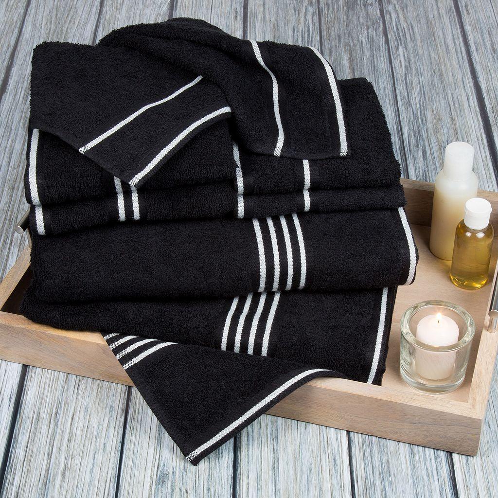 Portsmouth Home Rio 8-piece Bath Towel Set