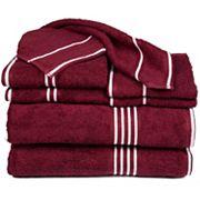Portsmouth Home Rio 8 pc Bath Towel Set