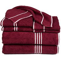 Portsmouth Home Rio 8 pc Bath Towel Set