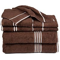 Portsmouth Home Rio 8-piece Bath Towel Set