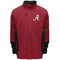 Men's Franchise Club Alabama Crimson Tide Apex Softshell Jacket
