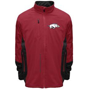 Men's Franchise Club Arkansas Razorbacks Apex Softshell Jacket