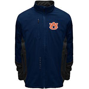 Men's Franchise Club Auburn Tigers Apex Softshell Jacket