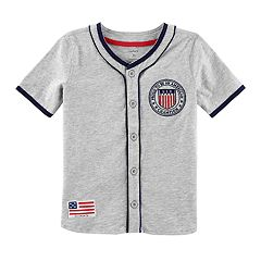 Toddler Boy Carter's Baseball Top