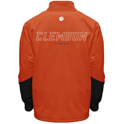 Men's Franchise Club Clemson Tigers Apex Softshell Jacket