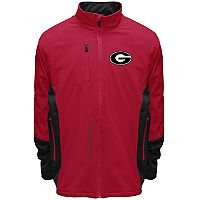 Men's Franchise Club Georgia Bulldogs Apex Softshell Jacket