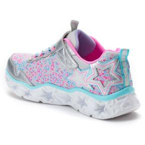 Skechers S Lights Galaxy Lights Girls' Light Up Shoes