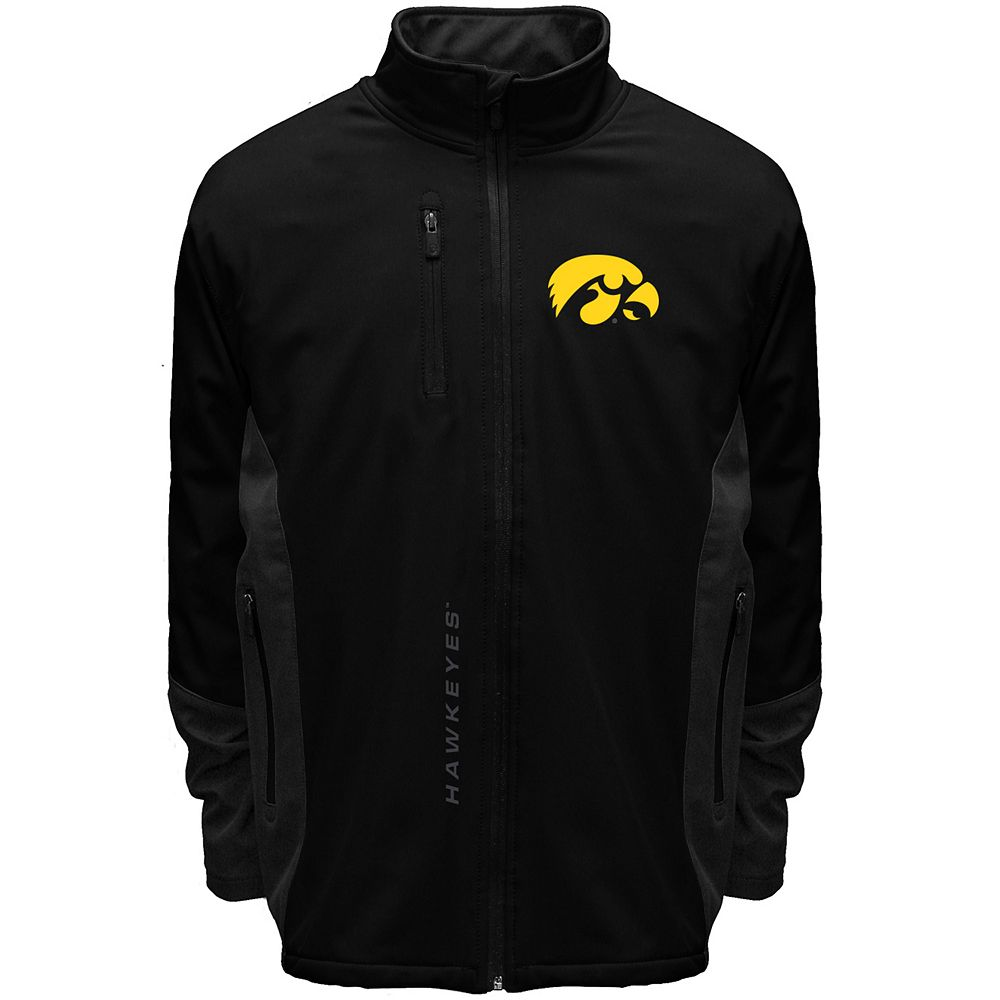 Men's Franchise Club Iowa Hawkeyes Apex Softshell Jacket