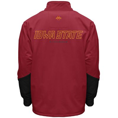 Men's Franchise Club Iowa State Cyclones Apex Softshell Jacket