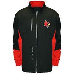 Men's Franchise Club Louisville Cardinals Apex Softshell Jacket