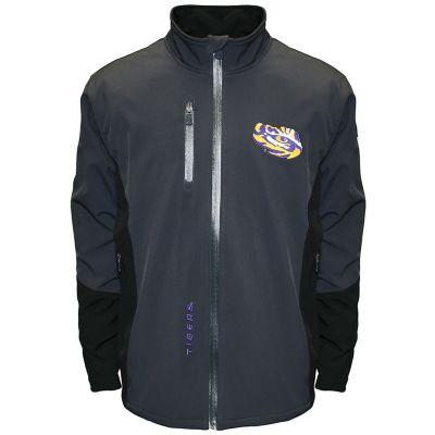 Men's Franchise Club LSU Tigers Apex Softshell Jacket