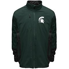 Men's Franchise Club Michigan State Spartans Apex Softshell Jacket