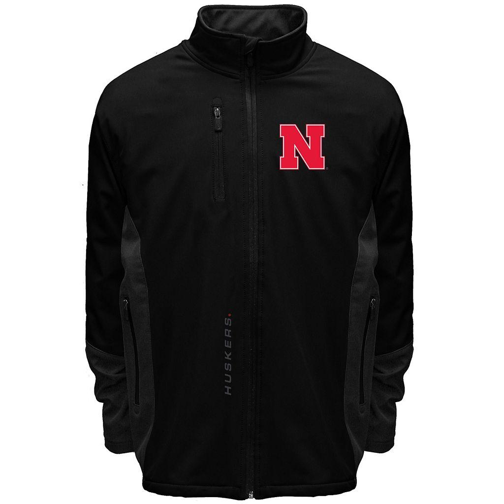 Men's Franchise Club Nebraska Cornhuskers Apex Softshell Jacket