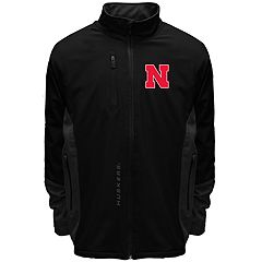 Men's Franchise Club Nebraska Cornhuskers Apex Softshell Jacket