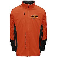 Men's Franchise Club Oklahoma State Cowboys Apex Softshell Jacket