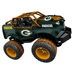 Green Bay Packers Remote Control Monster Truck