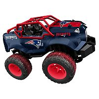 New England Patriots Remote Control Monster Truck