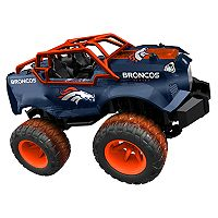 Denver Broncos Remote Control Monster Truck