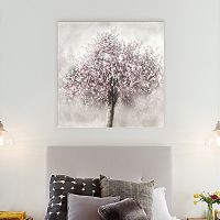 Artissimo Designs Spring Touch Canvas Wall Art